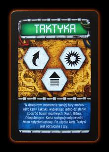 Karty Taktyczne - Taktyka