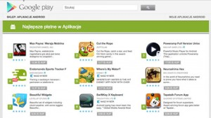 Google Play Top10