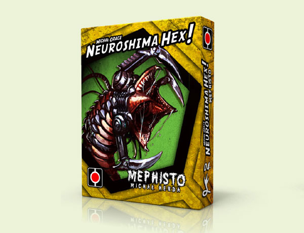 Mephisto - pudełko