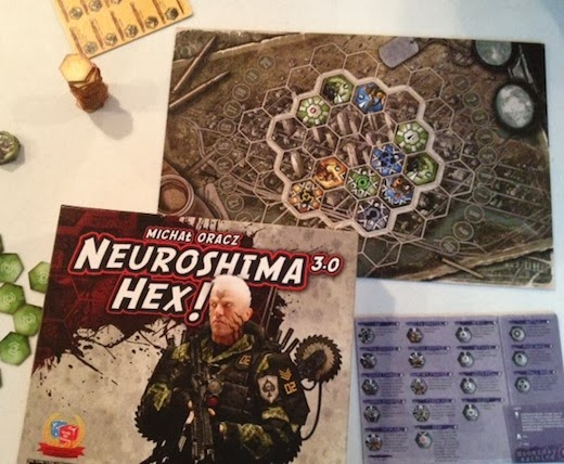 neuroshima hex 3.0 reviews