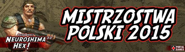 Mistrzostwa Polski 2015