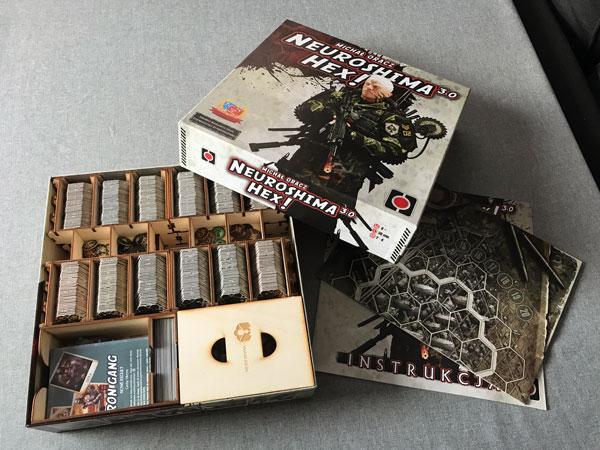 WarBox Neuroshima Hex 3.0