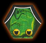 Neodżungla - Ściana drzew