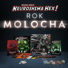 Neuroshima Hex Rok Molocha