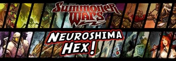 Deckbuilding w Neuroshimie Hex na przykładzie Summoner Wars