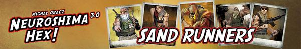 Sand Runners banner